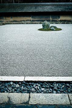 龍安寺 Ryoanji, Kyoto
