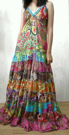 k & g dresses: color saturation and length