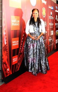 Director Ava DuVernay ('Selma') attends opening night at the Palm Springs International Film Festival.