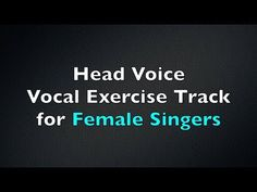 Your voice has two main registers: Chest voice and head voice. You are probably quite familiar with your chest voice already, as it is the voice that most people use when they speak, but what about your head voice? In … Continued Vocal Lessons, Singing Lessons, Singing Tips, Music Lessons, Guitar Lessons, Art Lessons, Workout Warm Up, Track Workout, Conducting Music