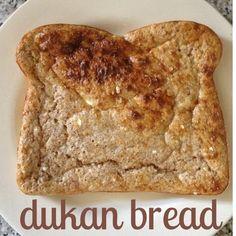 Dukan sliced bread