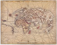 1513 - Orbis Typus Universalis - Martin Waldseemüller