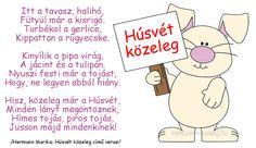 Hermann Marika húsvéti verse :)