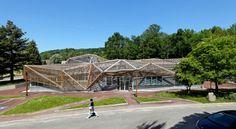 """La """"Maison de l'étudiant"""" de Bures-sur-Yvette"""