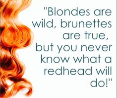 { Redhead }