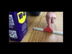 Squeeeeek No More For Wood Floors Demonstration - YouTube