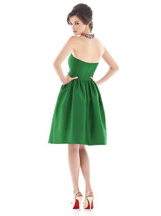 Dessy Group (might be too simple) - Alfred Sung Style D484 http://www.dessy.com/dresses/bridesmaid/d484/#.Uh92zxukqHc