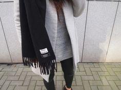 Minimal Layered Style - Grey
