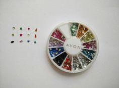 Набор украшений для дизайна ногтей (отзыв+фото) — AVON