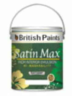 British Paints Satin Max is a especially formulated paint. It provides a durable, tough and flexible smooth finish. Read more- http://www.britishpaints.in/interior-wall-paints/satin-max.html