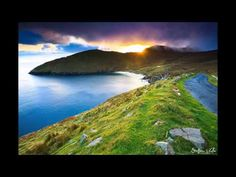 Beautiful and inspirational Irish blessing - May the Road Rise up to Meet You - set to stunning scenery in Ireland and haunting Celtic music by Arlene Faith....