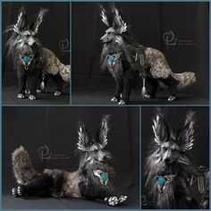 Wolf by olllga81 on DeviantArt