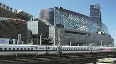Image result for tokyo international forum exterior