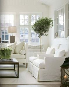 Neutral and light.........