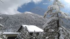 Märchenfrühling ganz in weiss Saas Fee, Mount Everest, Mountains, Nature, Travel, Winter Landscape, Naturaleza, Viajes, Trips