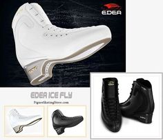 Edea ICE FLY Figure Skates ✅ https://figureskatingstore.com/skates/edea-skates/edea-skates/ The Ice Fly boot is the lightest skating boot available and represents a huge turning point in skating and skating technology;  #figureskating #figureskatingstore #figureskates #skating #skater #figureskater #iceskating #iceskater #icedance #ice #icedance #iceskater #iceskate #icedancing #figureskate #iceskates #edea #edeaicefly #edeaskates #edeaiceskates