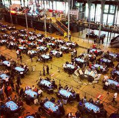 2 000 joueurs de #poker a #Paris ! #WiPT