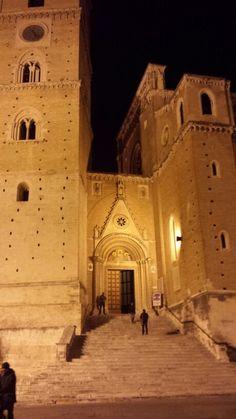 Cattedral of Chieti, Abruzzo. , italy www.brickscape.it #brickscape #turismoesperienziale #turismo #esperienze #viaggi #viaggio #viaggiare #tourism #experiences #italy #abruzzo