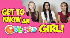 Get to Know the Orbeez Girls  - Yasmeen | Official Orbeez