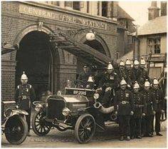 Old Worthing Fire Station