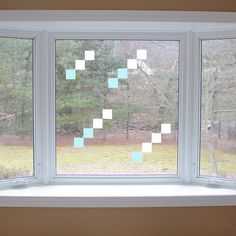 Minecraft Window Decal by WilsonGraphics on Etsy, $3.00
