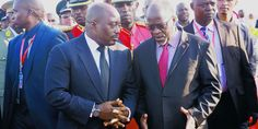20161004 Tanzania, #DRC to hold joint search for oil and gas in Lake Tanganyika