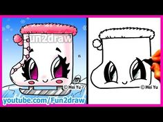 How to Draw Easy Things - Fruit Smoothie + Funny Extra Drawing - Fun2draw Food Drink - YouTube