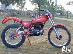 Trial Bike, Alps, Trials, Motorcycles, Spain, Classic, Earth, Derby, Dirt Biking
