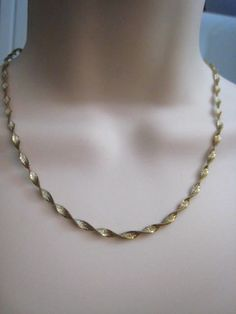 Vintage 1980s Retro Sterling Silver Gold Vermeil by Glamaroni, $16.00