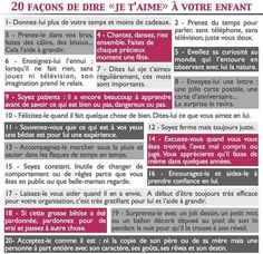 Citations Images - (page - Christiane Kolly Adhd, Respect Life, Learn French, French Language, Positive Attitude, Discipline Positive, Zen Attitude, Kids Education, Kids And Parenting