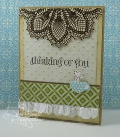 A Spot of Tea by whippetgirl - Cards and Paper Crafts at Splitcoaststampers