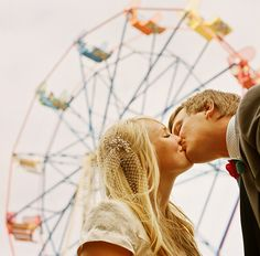 At Santa Monica pier? http://www.limnandlovely.com/2012/11/23/robyn-john-an-orange-county-wedding-by-one-love-photo/
