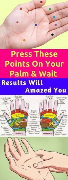 Press These Points On Your Palm And Wait – The Results Will Amazed You – Today Health People