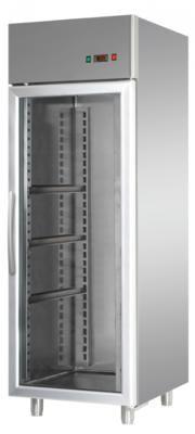 Tecnodom Armadio Refrigerato 60x40 Monoblocco In Acciaio Inox A
