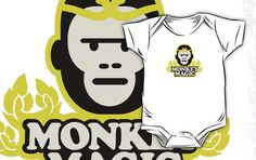 monkey magic by Ben Lucas