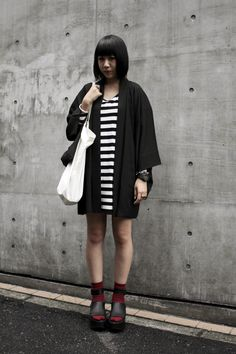 【STREET SNAP】なつき | student | ストリートスナップ | 原宿(東京)|