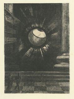 Have A Dreamy Birthday, Odilon Redon!   Odilon redon, Seattle art ...