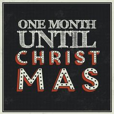 Only one month until Christmas! Can you believe it!? #timeflies Let us help you find that perfect gift you've been looking for! #christmas | Walker Layne Boutique - Elizabethtown, KY