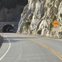 CA - Mt. Baldy tunnels