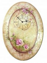 Rose Clock Pattern Packet $8.00
