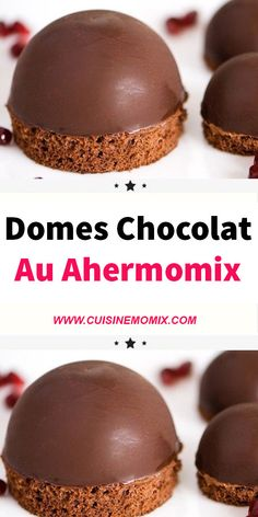 Toblerone avec Thermomix - New ideas Mini Desserts, Easy Desserts, Dessert Recipes, Vegetarian Crockpot Recipes, Chicken Recipes, Dessert Thermomix, Bombe Recipe, Toblerone, Vegetable Drinks