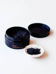 ILA Black Lava Salt