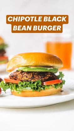 Bean Recipes, Vegetable Recipes, Vegetarian Recipes, Healthy Recipes, Vegan Burgers, Recipe For Veggie Burgers, Vegan Bean Burger, Homemade Veggie Burgers, Meatless Burgers