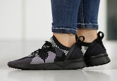 1796ed6fb The adidas ZX Flux line evolves even further with this latest model for  women