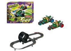 Πίστα Αγώνων Carrera Slot 1:43 Go - Teenage Mutant Ninja Turtles | Public