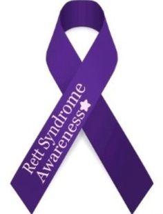 rett syndrome awareness door hanger love rett syndrome sydney