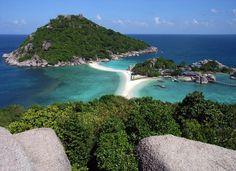 La isla de Ko Tao, en Tailandia. / PERU SERRA