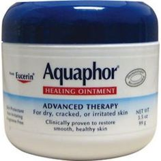 Aquaphor for vaginal itching
