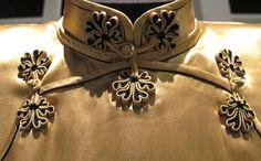 香港历史博物馆旗袍盘扣