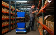 When Amazon acquired Kiva Systems in 2012, other retailers and third-party fulfillment centers panicked. The e-commerce giants took Kiva's robots off the..